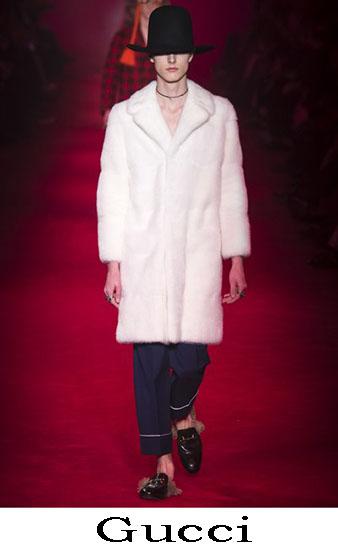 Gucci Autunno Inverno 2016 2017 Moda Uomo Look 39