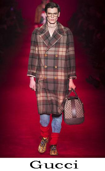 Gucci Autunno Inverno 2016 2017 Moda Uomo Look 4