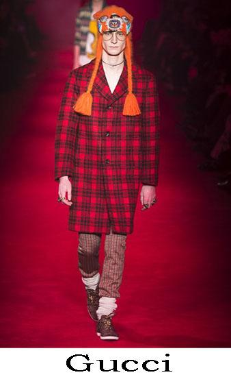 Gucci Autunno Inverno 2016 2017 Moda Uomo Look 40