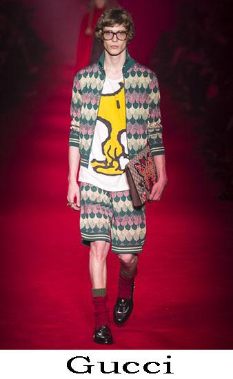 Gucci Autunno Inverno 2016 2017 Moda Uomo Look 41