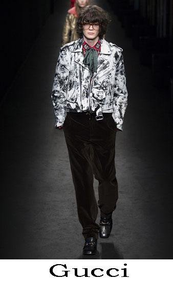 Gucci Autunno Inverno 2016 2017 Moda Uomo Look 42