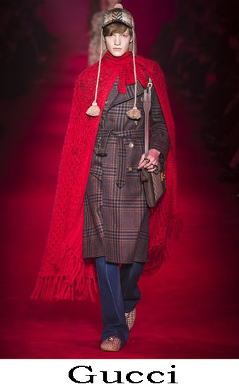 Gucci Autunno Inverno 2016 2017 Moda Uomo Look 43