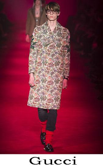 Gucci Autunno Inverno 2016 2017 Moda Uomo Look 44