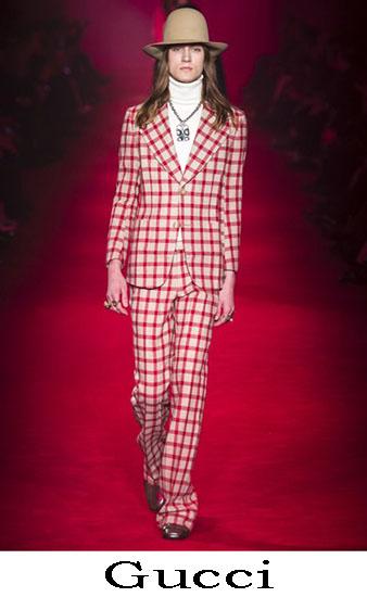 Gucci Autunno Inverno 2016 2017 Moda Uomo Look 46