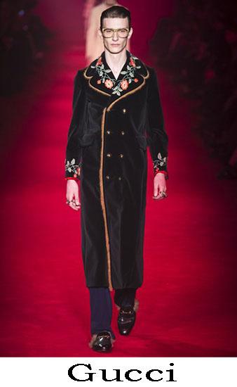 Gucci Autunno Inverno 2016 2017 Moda Uomo Look 47