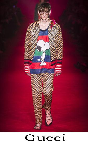 Gucci Autunno Inverno 2016 2017 Moda Uomo Look 5