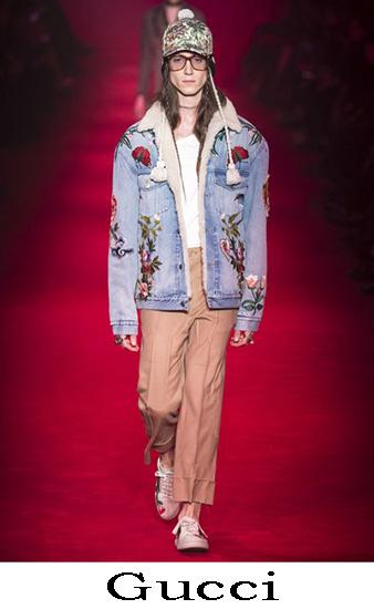 Gucci Autunno Inverno 2016 2017 Moda Uomo Look 50