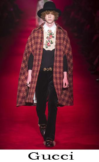 Gucci Autunno Inverno 2016 2017 Moda Uomo Look 51
