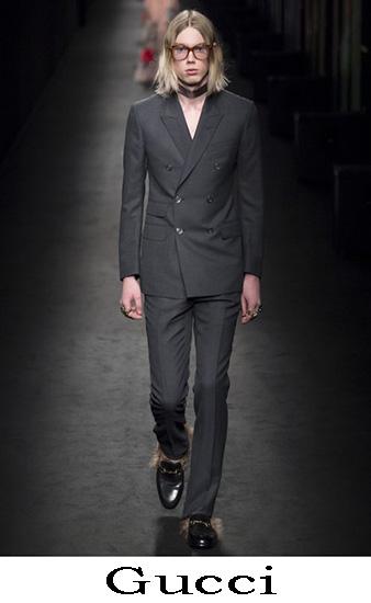 Gucci Autunno Inverno 2016 2017 Moda Uomo Look 52