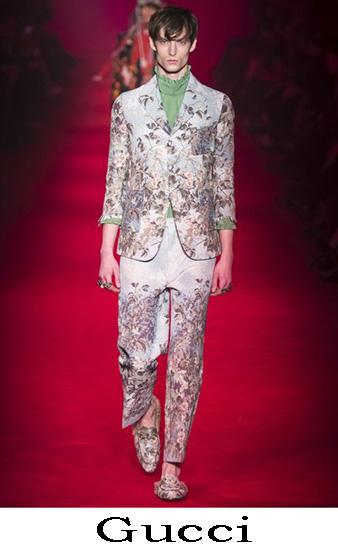 Gucci Autunno Inverno 2016 2017 Moda Uomo Look 53