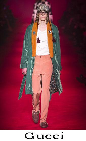 Gucci Autunno Inverno 2016 2017 Moda Uomo Look 6