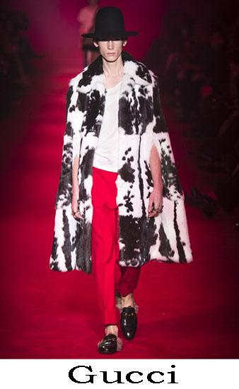 Gucci Autunno Inverno 2016 2017 Moda Uomo Look 7