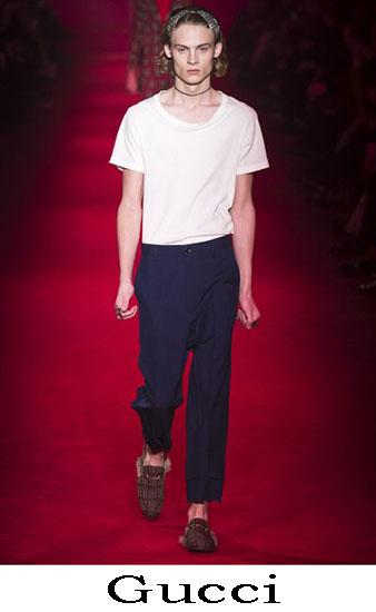 Gucci Autunno Inverno 2016 2017 Moda Uomo Look 8