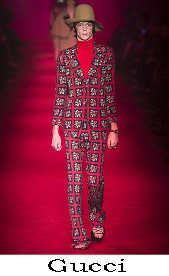 Gucci Autunno Inverno 2016 2017 Moda Uomo Look 9