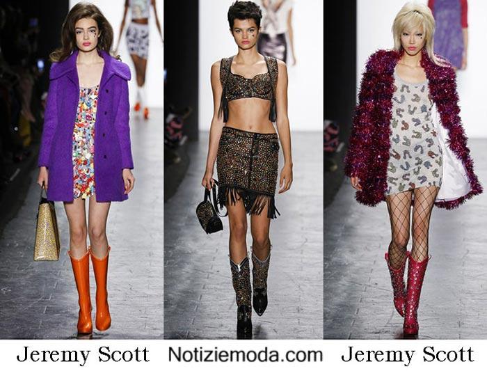 dc759bdfb21d Abbigliamento Jeremy Scott autunno inverno 2016 2017 donna