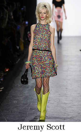 Jeremy Scott Autunno Inverno 2016 207 Donna Look 18