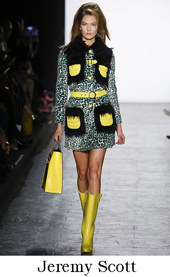 Jeremy Scott Autunno Inverno 2016 207 Donna Look 2