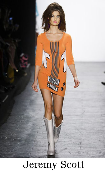 Jeremy Scott Autunno Inverno 2016 207 Donna Look 23