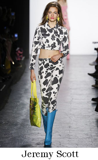 Jeremy Scott Autunno Inverno 2016 207 Donna Look 26
