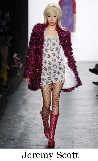 Jeremy Scott Autunno Inverno 2016 207 Donna Look 37