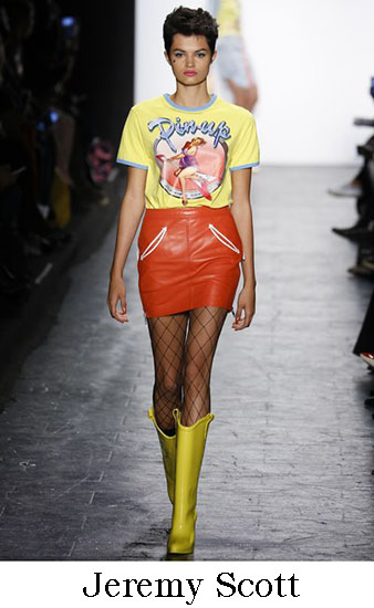 Jeremy Scott Autunno Inverno 2016 207 Donna Look 9