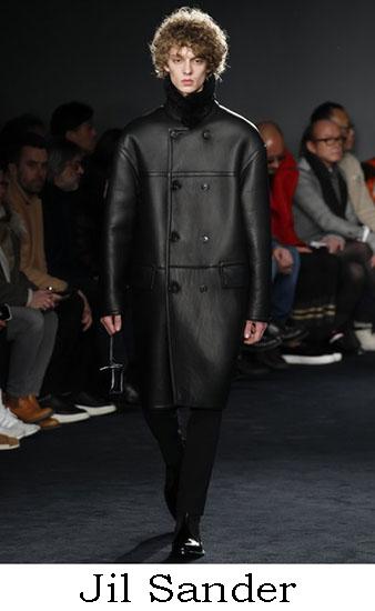 Jil Sander Autunno Inverno 2016 2017 Uomo Look 1