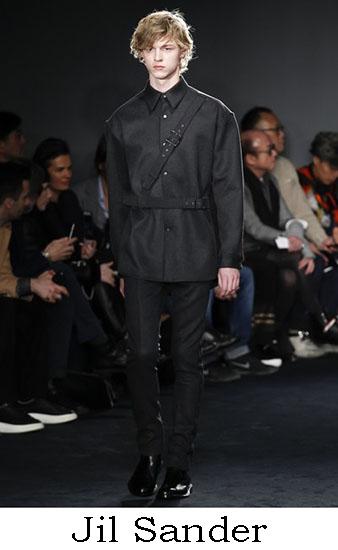 Jil Sander Autunno Inverno 2016 2017 Uomo Look 5
