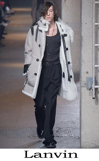 Lanvin Autunno Inverno 2016 2017 Moda Uomo Look 10