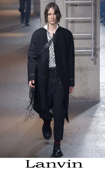 Lanvin Autunno Inverno 2016 2017 Moda Uomo Look 12
