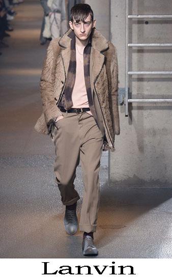 Lanvin Autunno Inverno 2016 2017 Moda Uomo Look 23