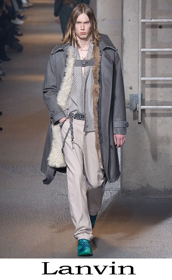 Lanvin Autunno Inverno 2016 2017 Moda Uomo Look 24