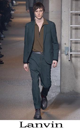 Lanvin Autunno Inverno 2016 2017 Moda Uomo Look 25