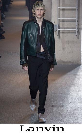 Lanvin Autunno Inverno 2016 2017 Moda Uomo Look 27