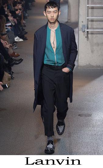 Lanvin Autunno Inverno 2016 2017 Moda Uomo Look 29