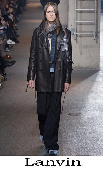 Lanvin Autunno Inverno 2016 2017 Moda Uomo Look 31