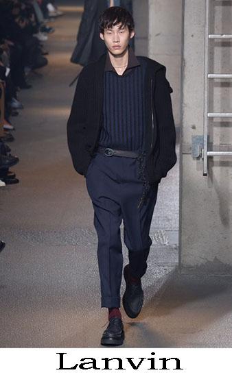 Lanvin Autunno Inverno 2016 2017 Moda Uomo Look 32