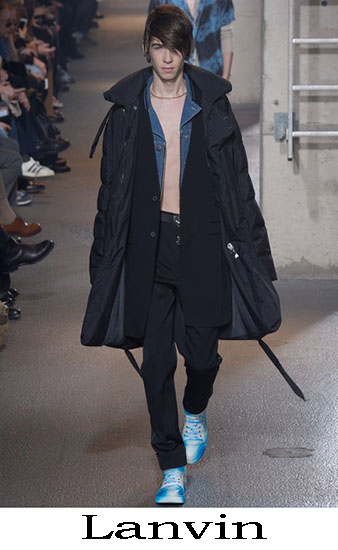 Lanvin Autunno Inverno 2016 2017 Moda Uomo Look 33