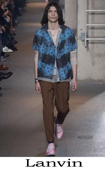 Lanvin Autunno Inverno 2016 2017 Moda Uomo Look 34