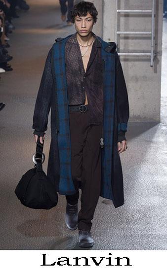 Lanvin Autunno Inverno 2016 2017 Moda Uomo Look 36