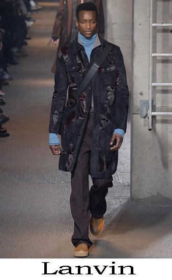 Lanvin Autunno Inverno 2016 2017 Moda Uomo Look 37