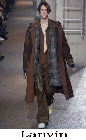 Lanvin Autunno Inverno 2016 2017 Moda Uomo Look 38