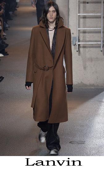 Lanvin Autunno Inverno 2016 2017 Moda Uomo Look 40
