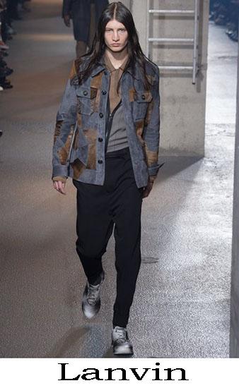 Lanvin Autunno Inverno 2016 2017 Moda Uomo Look 41