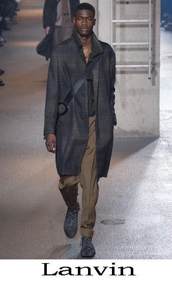 Lanvin Autunno Inverno 2016 2017 Moda Uomo Look 42
