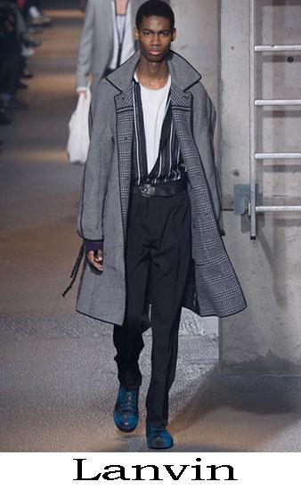 Lanvin Autunno Inverno 2016 2017 Moda Uomo Look 7