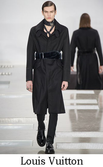 Louis Vuitton Autunno Inverno 2016 2017 Uomo Look 1