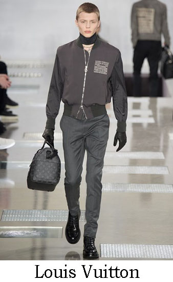 Louis Vuitton Autunno Inverno 2016 2017 Uomo Look 11