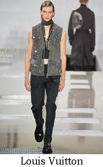 Louis Vuitton Autunno Inverno 2016 2017 Uomo Look 12