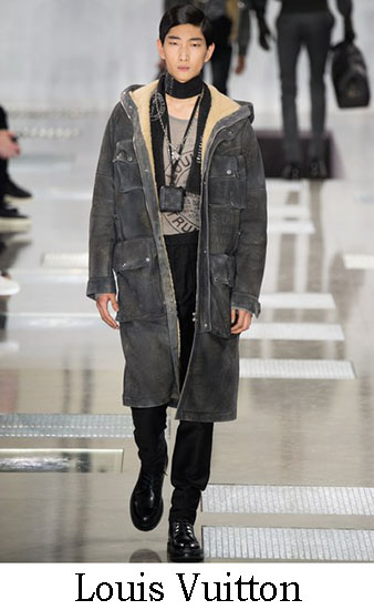 Louis Vuitton Autunno Inverno 2016 2017 Uomo Look 13