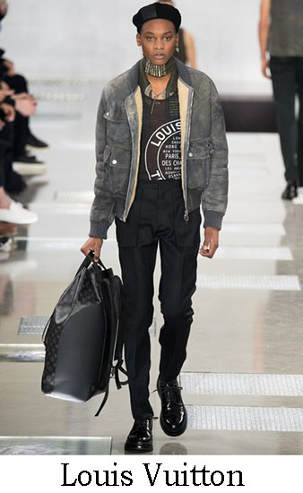 Louis Vuitton Autunno Inverno 2016 2017 Uomo Look 14